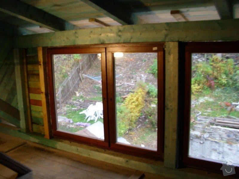 Pokládka střechy ze šindele, bitumenu: IMG_1705