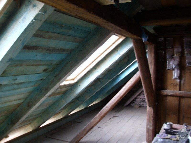 Pokládka střechy ze šindele, bitumenu: IMG_1677