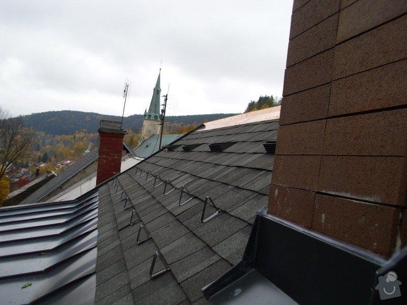Pokládka střechy ze šindele, bitumenu: IMG_1683