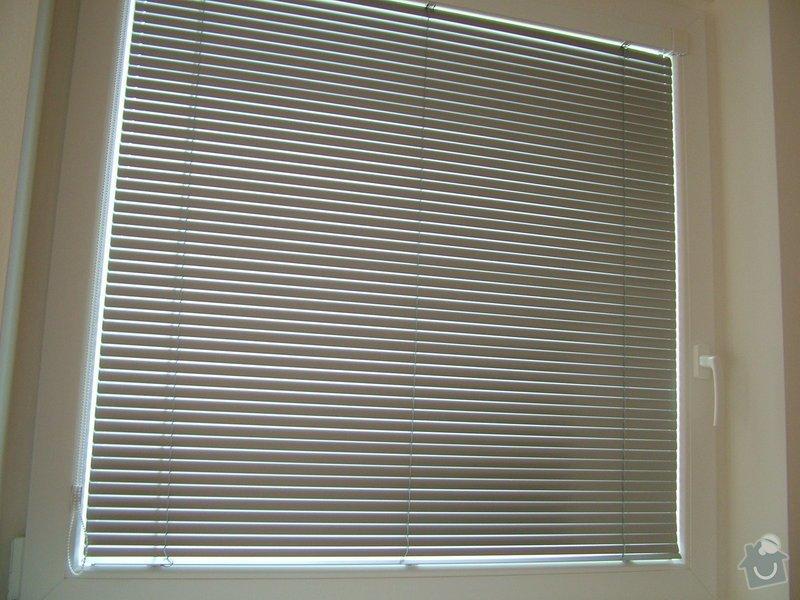 Vnitřní okenní žaluzie: DSCF4474