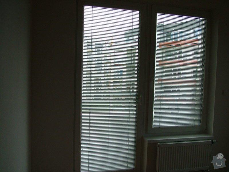 Vnitřní okenní žaluzie: DSCF4479