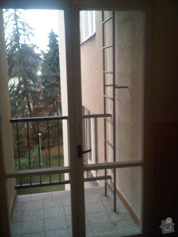 Výměna balkónových dveří: IMG00192-20121103-0958