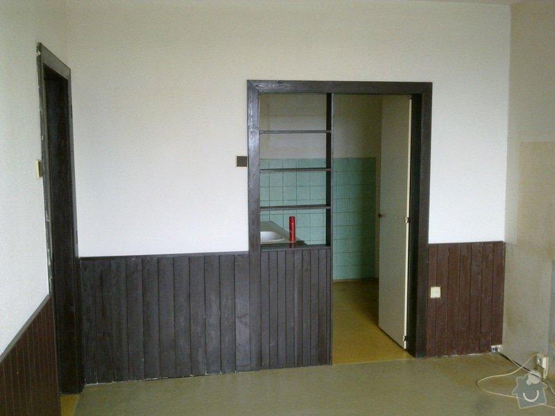 Dokončení demolice jádra ve 2+KK, Háje: 031120121335