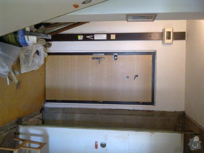 Dokončení demolice jádra ve 2+KK, Háje: 041120121374