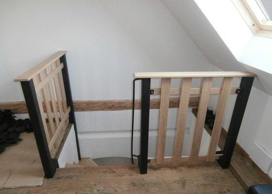 Dřevěné nášlapy