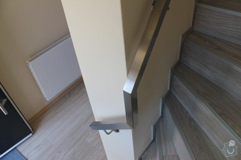 Balkónové zábradlí z nerezi a interiérové zábradlí: IMG_0539