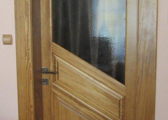 Atypické vnitřní a vstupní dveře