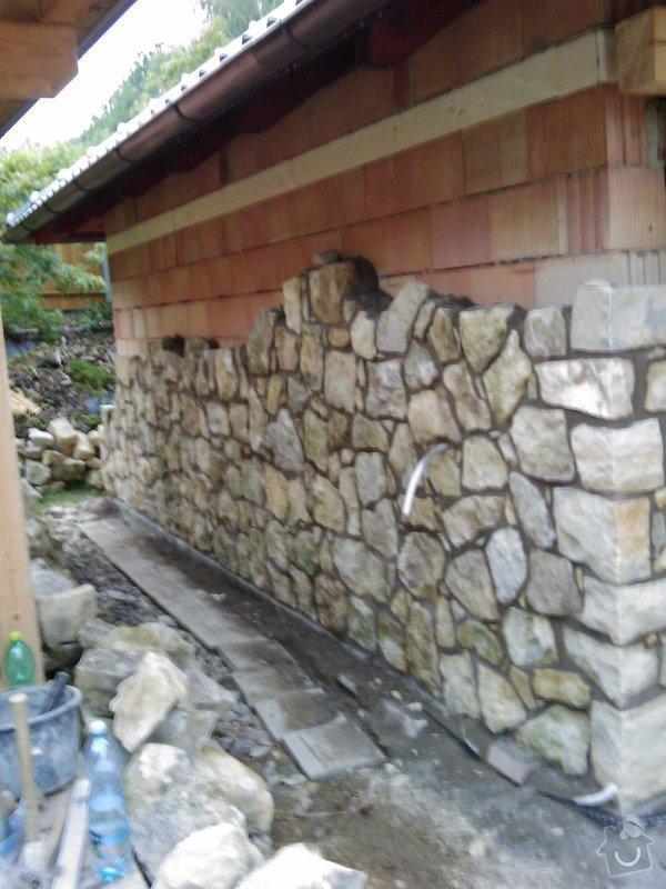Obezdívka garáže: IMAG0514
