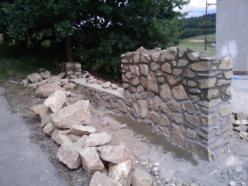 Kamenný plot: IMAGE_572