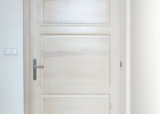 Vnitřní dveře s obložkou