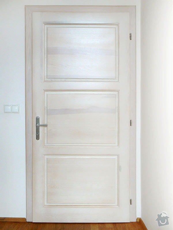 Vnitřní dveře s obložkou: dvere2