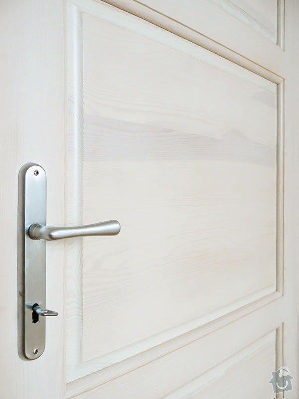 Vnitřní dveře s obložkou: dvere4