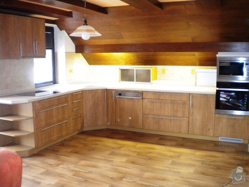 Kuchyňská linka: DSCN3139