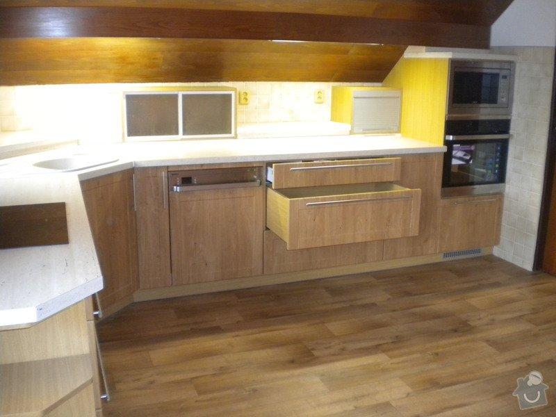 Kuchyňská linka: DSCN3143