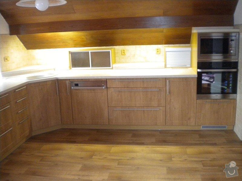 Kuchyňská linka: DSCN3144