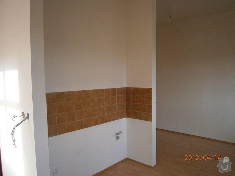 Přestavba kanceláře na bytovou jednotku: P4140006