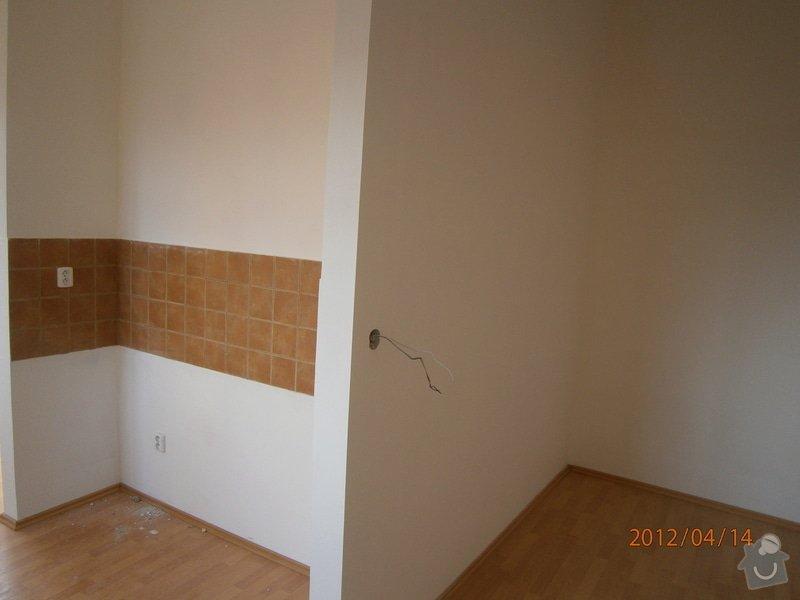 Přestavba kanceláře na bytovou jednotku: P4140009