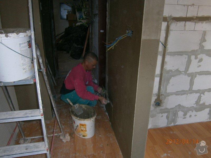 Přestavba kanceláře na bytovou jednotku: P4140010