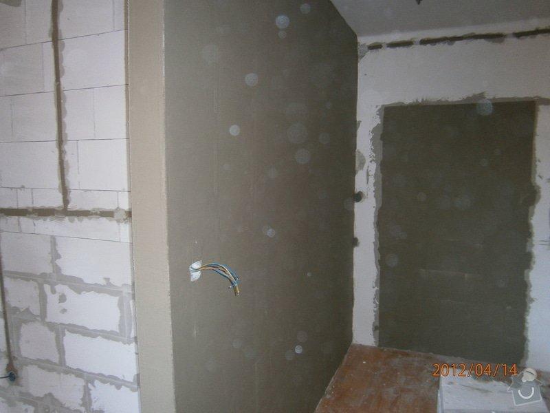 Přestavba kanceláře na bytovou jednotku: P4140013