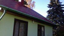 Renovace eternitové střechy 60 m2