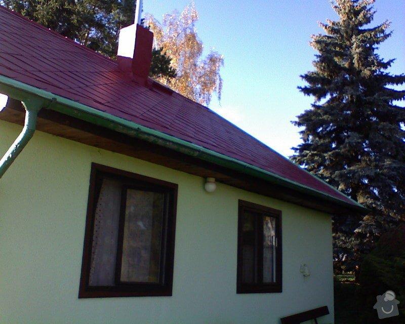 Renovace eternitové střechy 60 m2: Strecha1