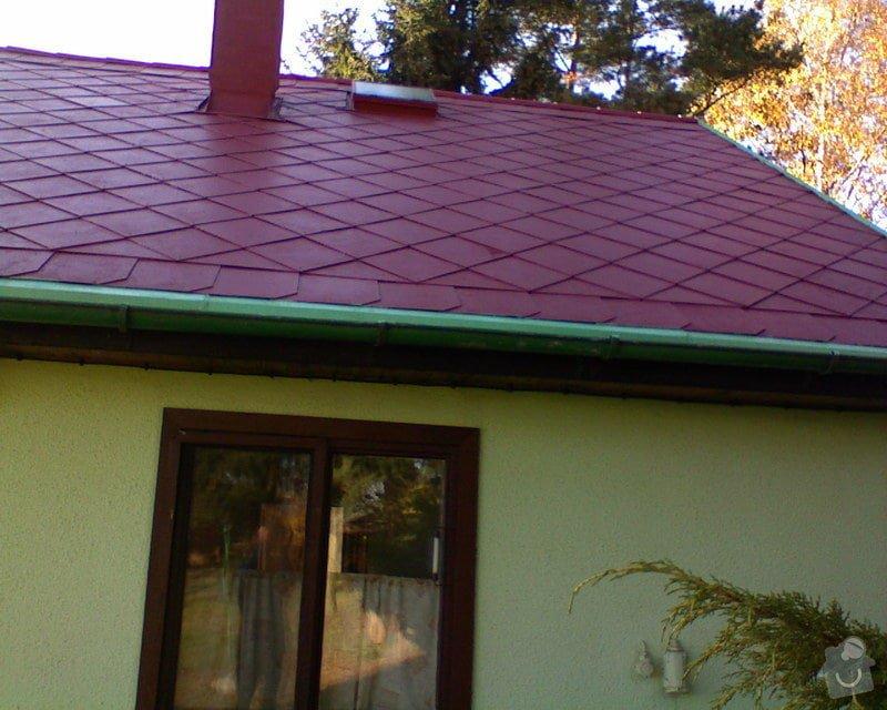 Renovace eternitové střechy 60 m2: Strecha2