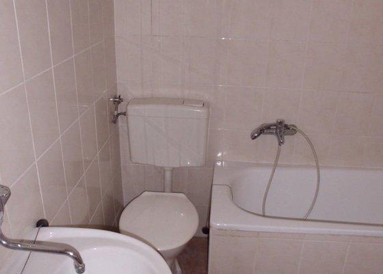 Rekonstrukce 1pokojového bytu včetně kompletní reknstrukce koupelny