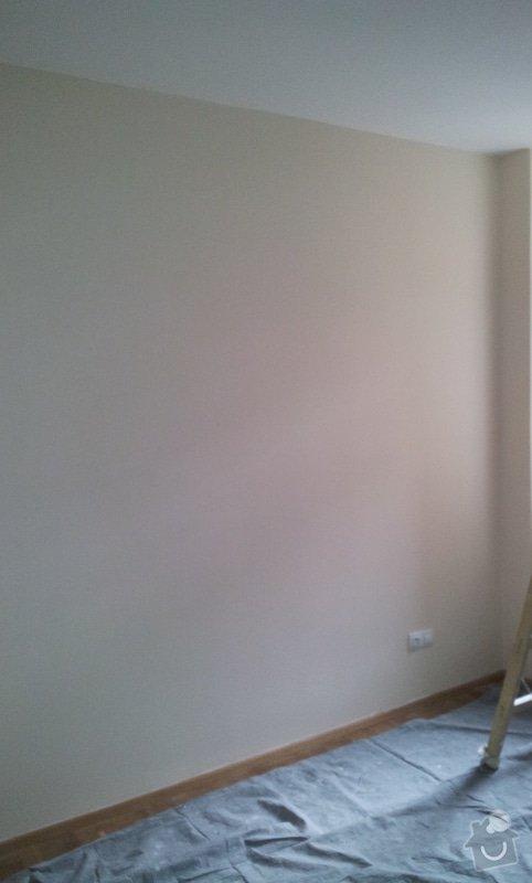 Odhlučnění stěny, malba, předělání elektro: 20121029_092443