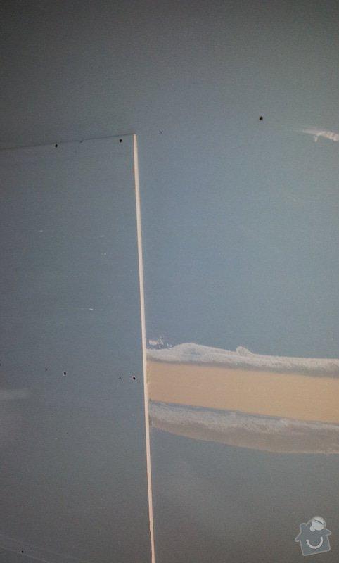 Odhlučnění stěny, malba, předělání elektro: 20121029_103207