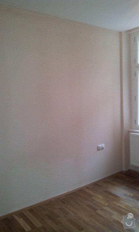 Odhlučnění stěny, malba, předělání elektro: 20121030_111059-1