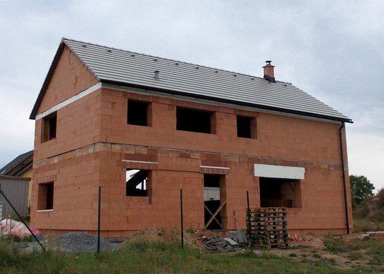 Výroba vazníkové střechy na klíč