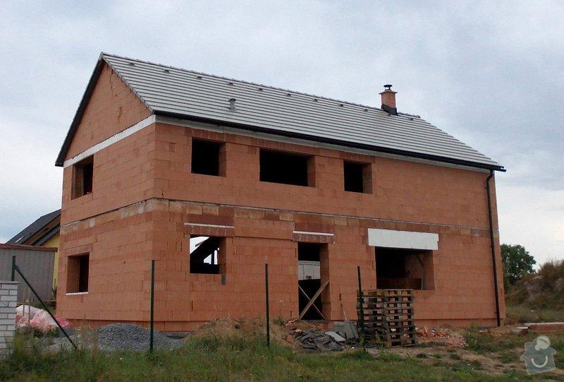 Výroba vazníkové střechy na klíč: 2_500