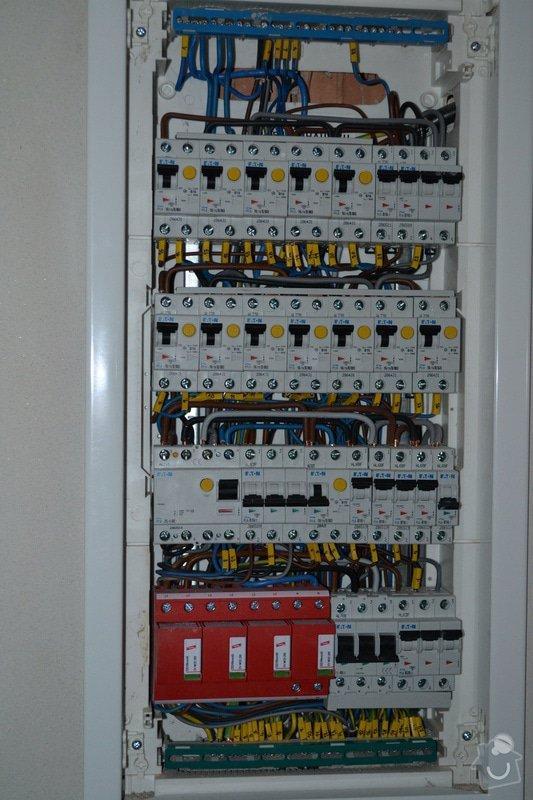 Kompletní elektroinstalace novostavby RD: DSC_0002