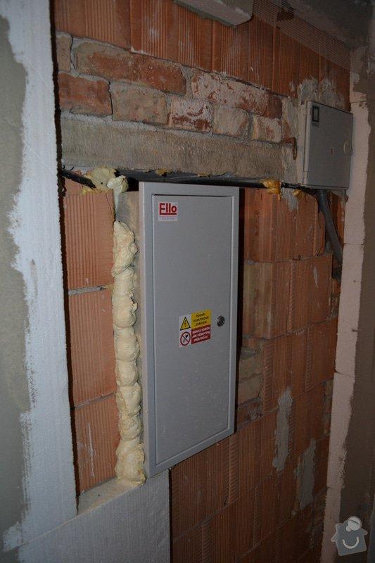 Kompletní elektroinstalace novostavby RD: DSC_0003