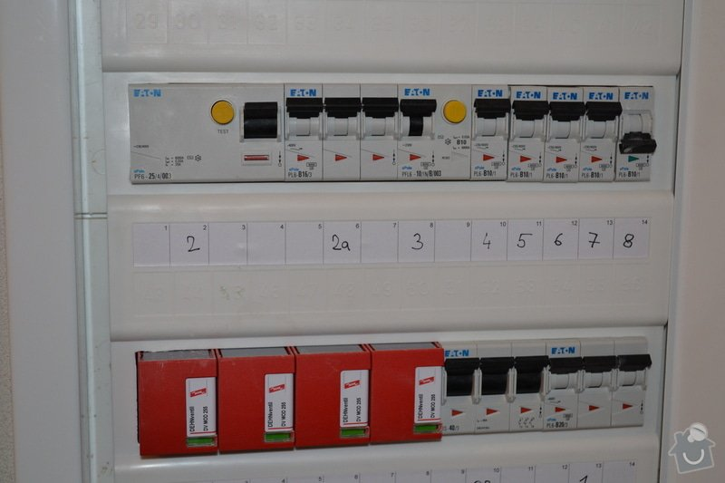 Kompletní elektroinstalace novostavby RD: DSC_0011