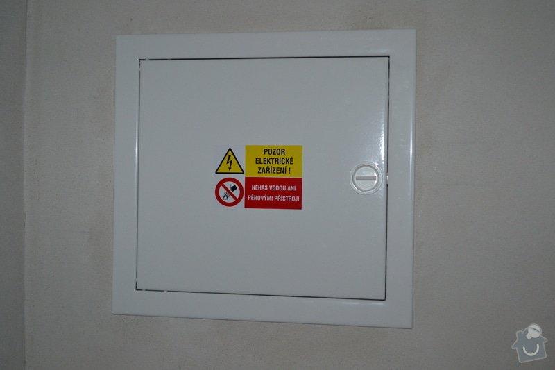Kompletní elektroinstalace novostavby RD: DSC_0040