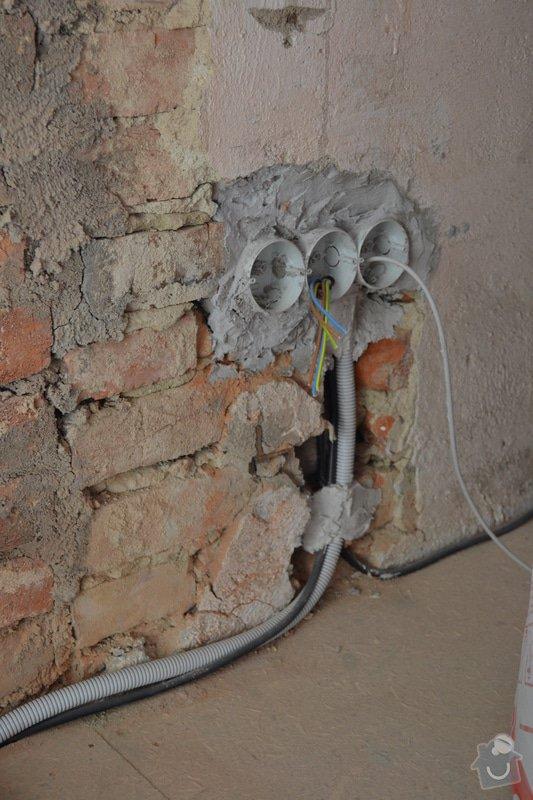 Kompletní elektroinstalace při rekonstrukci RD: DSC_0012