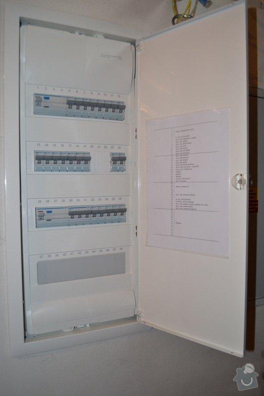 Kompletní elektroinstalace při rekonstrukci RD: DSC_0005