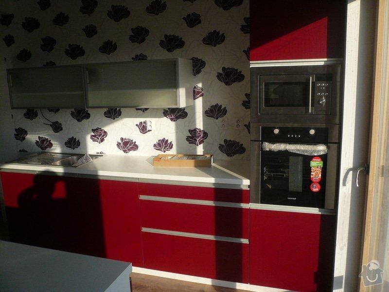 Výroba a montáž kuchyňské linky: P1040648