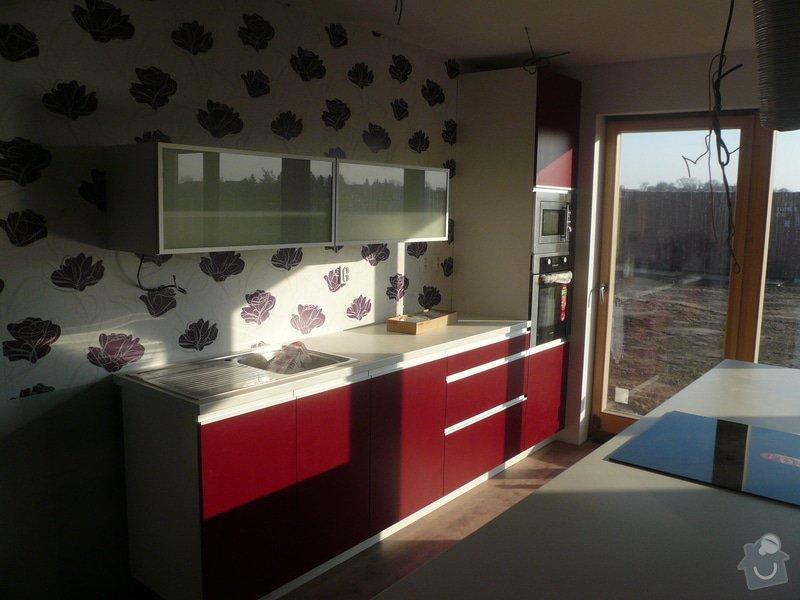 Výroba a montáž kuchyňské linky: P1040647