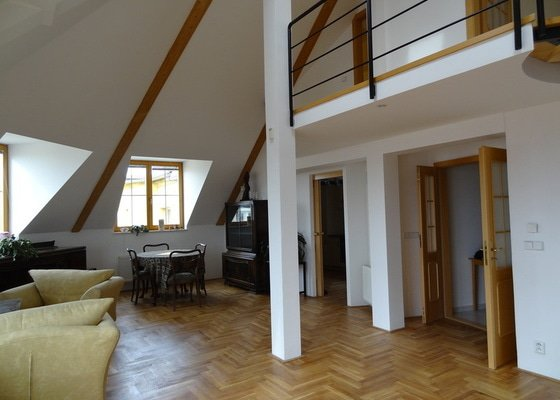 Malování velkého bytu