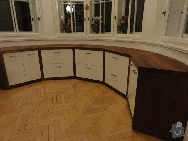 Obývací pokoj - americký ořech masiv : DSC01113