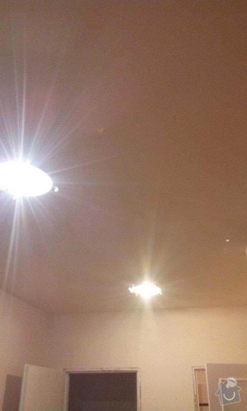Podhledy, stěrky, malba: 20121102_182005