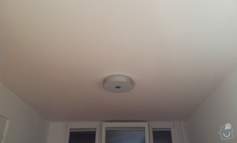 Podhledy, stěrky, malba: 20121102_182019