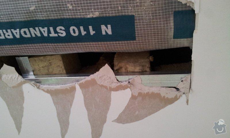 Předělání podkrovního pokoje: 20121105_105612-1