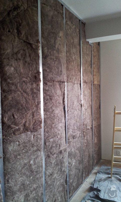 Odhlučnění stěny: 20121108_110317