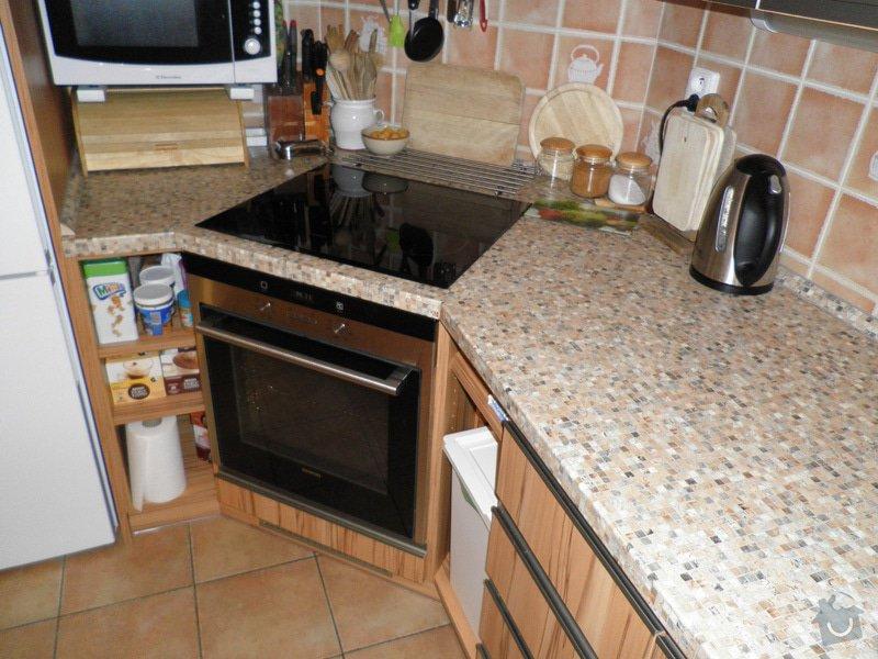 Realizace kuchyňské linky: cheznovice1