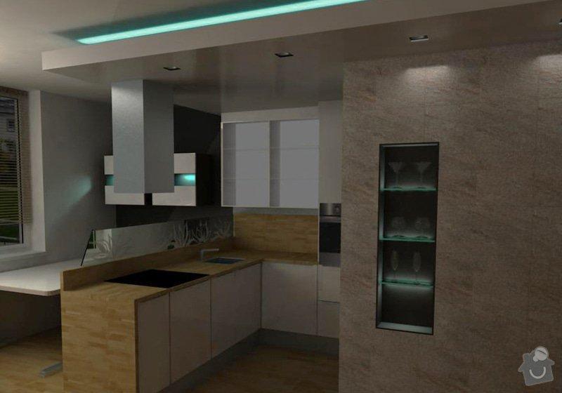 Truhlářské práce: Kuchyn