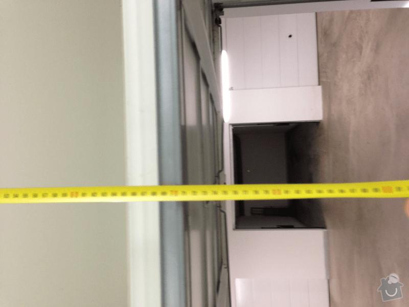 Dodavka a instalace motoroveho pohonu garazovych dveri: gar_6