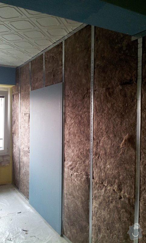 Odhlučnění stěny: 20121110_104248